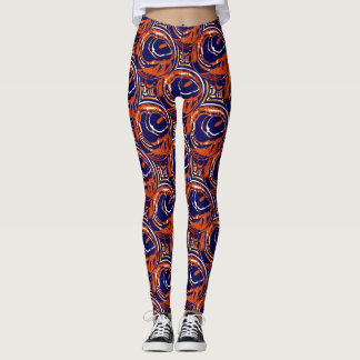 Le Liza Designs Leggings (Chicago)