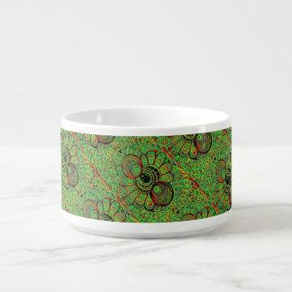 Le Liza Designs Porcelain Chili Bowl