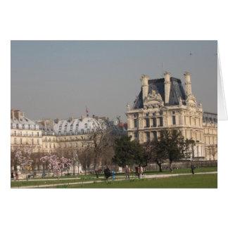 Le Louvre Card
