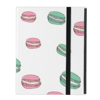 Le Macaron iPad Folio Case