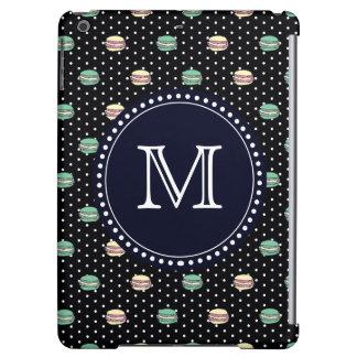 Le Macaron polkadot iPad Air Covers