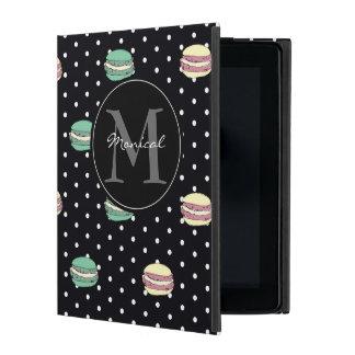 Le Macaron polkadot iPad Folio Case