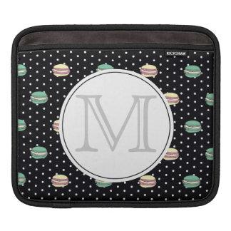 Le Macaron polkadot iPad Sleeves