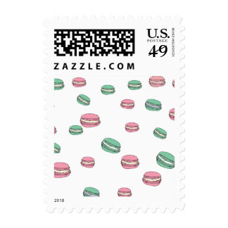 Le Macaron Stamps