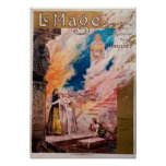 Le Mage French Opera Print