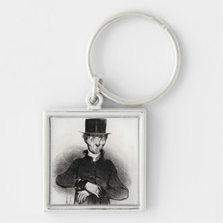 Le Malade Imaginaire, from the series Keychain