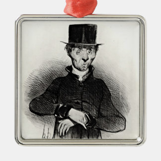 Le Malade Imaginaire, from the series Metal Ornament