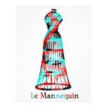Le Mannequin Flyer Design