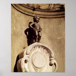Le Mannequin Pis, 1619 Poster