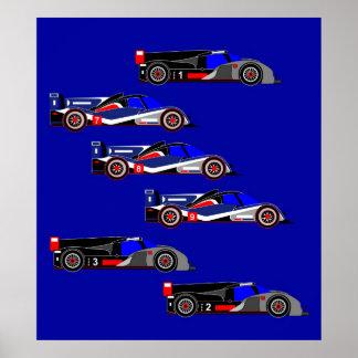 Le Mans 2011 Poster