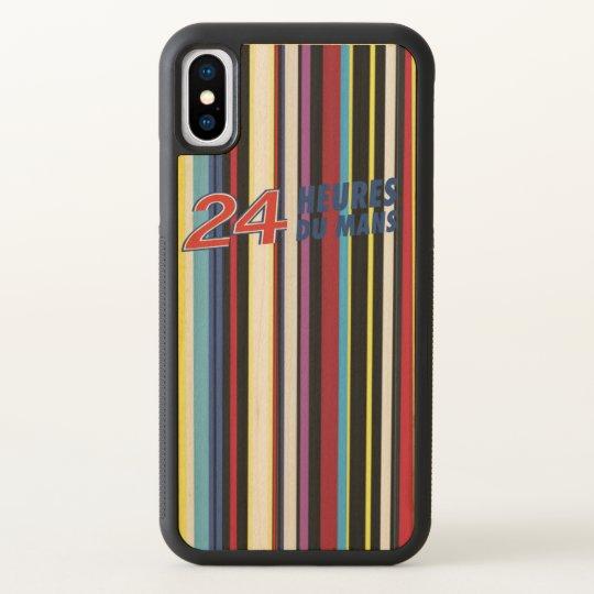 Le Mans Art Car Design Iphone X Case
