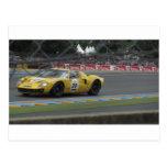 Le Mans Classic Post Card