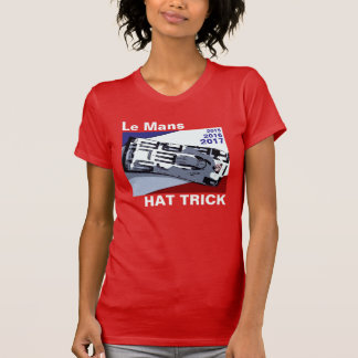 Le Mans HAT TRICK T-Shirt
