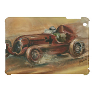 Le Mans Racecar by Ethan Harper Cover For The iPad Mini
