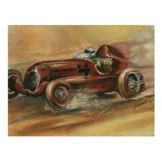 Le Mans Racecar by Ethan Harper Postcard