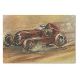 Le Mans Racecar by Ethan Harper Tissue Paper