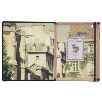 Le Marais en París, Francia, arquitectura idílica