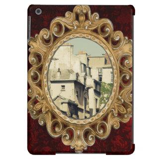 Le Marais en París, Francia, arquitectura idílica Funda Para iPad Air