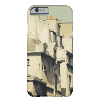 Le Marais in Paris, France, Idyllic Architecture Barely There iPhone 6 Case