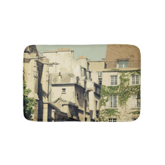 Le Marais in Paris, France, Idyllic Architecture Bath Mat