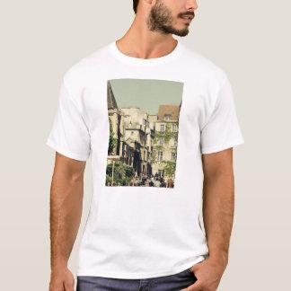 Le Marais in Paris, France, Idyllic Architecture T-Shirt