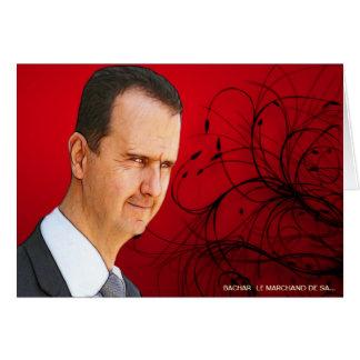 LE MARCHAND DE SABLE SYRIEN CARD