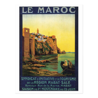 Le Maroc Postales
