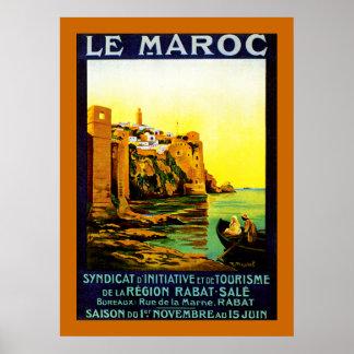 Le Maroc Print