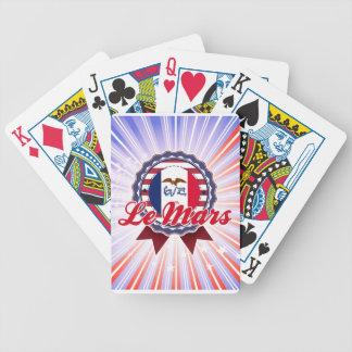 Le Marte, IA Baraja Cartas De Poker