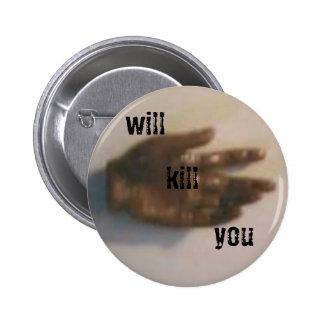 le matará pins