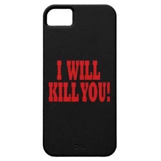 Le mataré iPhone 5 fundas