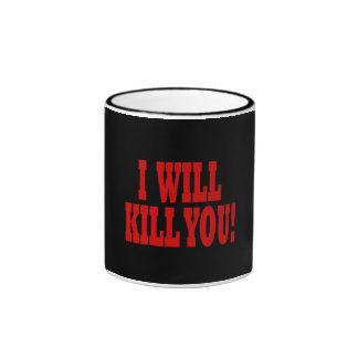 Le mataré taza de dos colores