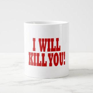 Le mataré taza grande