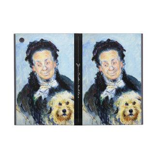 Le Mere Paul Claude Monet iPad Mini Fundas
