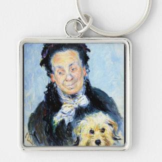 Le Mere Paul  Claude Monet Keychain