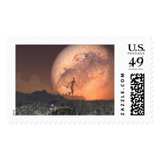 Le Messager Postage