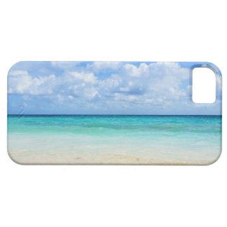 Le Mexique, Playa del Carmen, plage tropicale iPhone SE/5/5s Case