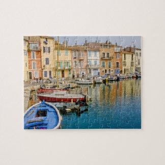Mediterranean jigsaw puzzles zazzle for Restaurant le miroir martigues