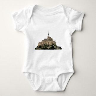 Le Mont Saint Michel Baby Bodysuit