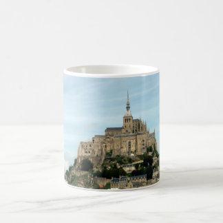 Le Mont Saint Michel Classic White Coffee Mug