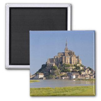 Le Mont Saint Michel in the region of Magnet