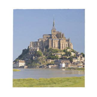 Le Mont Saint Michel in the region of Notepads