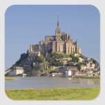 Le Mont Saint Michel in the region of Stickers