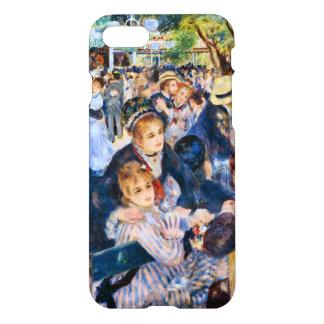 Le Moulin de la Galette by Auguste Renoir Fine Art iPhone 7 Case
