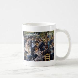 Le Moulin de la Galette by Pierre Auguste Renoir Coffee Mug