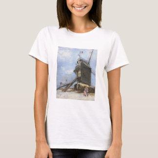 Le Moulin de la Galette by Vincent van Gogh T-Shirt