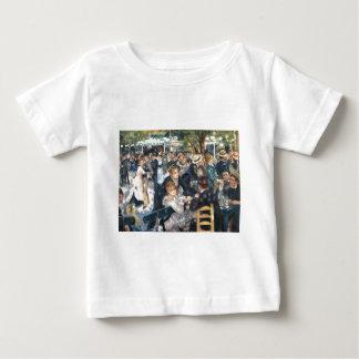 Le Moulin de la Galette Montmarte Paris Baby T-Shirt