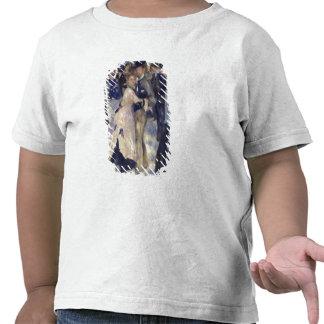 Le Moulin de la Galette T Shirts
