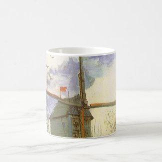 Le Moulin Galette by Vincent van Gogh, Windmills Coffee Mug