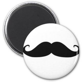 Le Mustache Imán Redondo 5 Cm